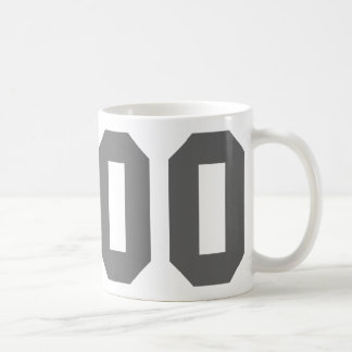 Born in 2000 coffee mugs