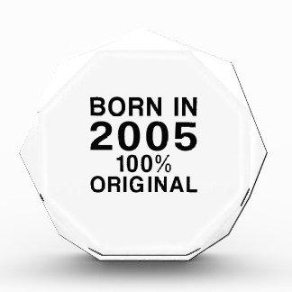 Born In 2005 Award
