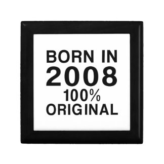 Born In 2008 Gift Box