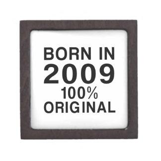 Born In 2009 Gift Box