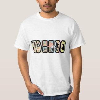 Born in 70's, grew up in 80's got drunk in 90s T-Shirt