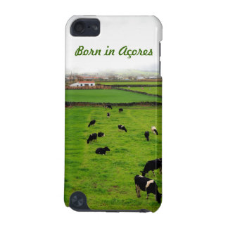 Born in Acores iPod Touch (5th Generation) Cases
