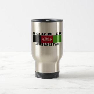 Born In Afghanistan Mug