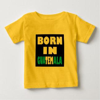 born in guatemala baby T-Shirt