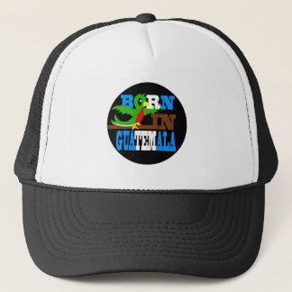 born-in-guatemala-round trucker hat