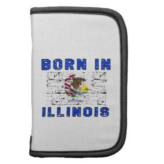 Born in Illinois Planner