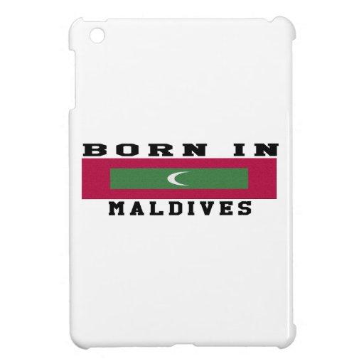 Born In Maldives Case For The iPad Mini