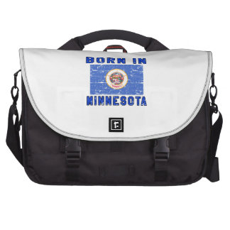 Born in Minnesota. Commuter Bags