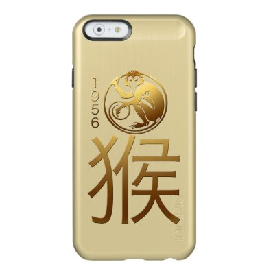 Born in Monkey Year 1956 - Chinese Astrology Incipio Feather® Shine iPhone 6 Case
