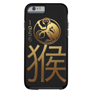 Born in Monkey Year 1956 - Chinese New Year 2016 Tough iPhone 6 Case