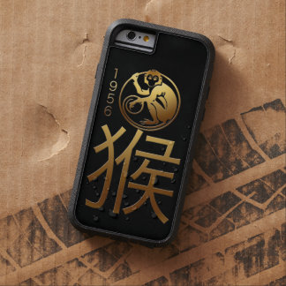 Born in Monkey Year 1956 - Chinese New Year 2016 Tough Xtreme iPhone 6 Case