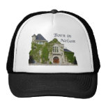 Born in Nelson: Courthouse Mesh Hats