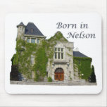 Born in Nelson: Courthouse Mouse Pad