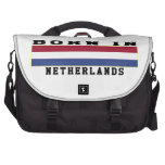 Born In Netherlands Computer Bag