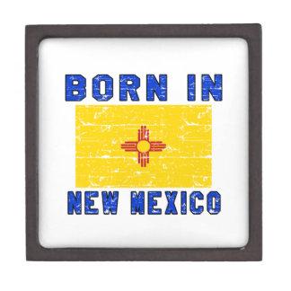 Born in New Mexico. Premium Jewelry Box