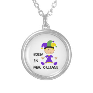 BORN IN NEW ORLEANS NECKLACE
