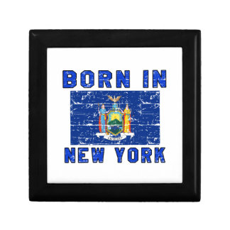 Born in New York. Gift Boxes