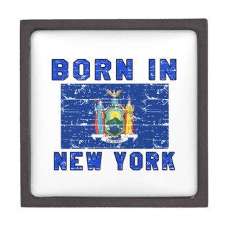 Born in New York. Premium Jewelry Boxes