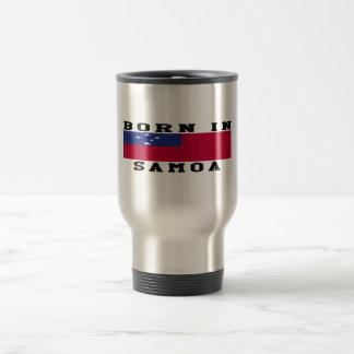 Born In Samoa Coffee Mug