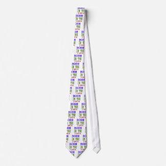 Born In The 1964 Neck Tie