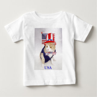 Born in the USA Baby T-Shirt