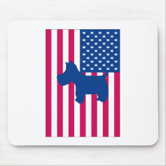 Born in the USA Mouse Pads