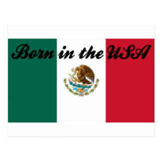 Born in the USA Post Cards