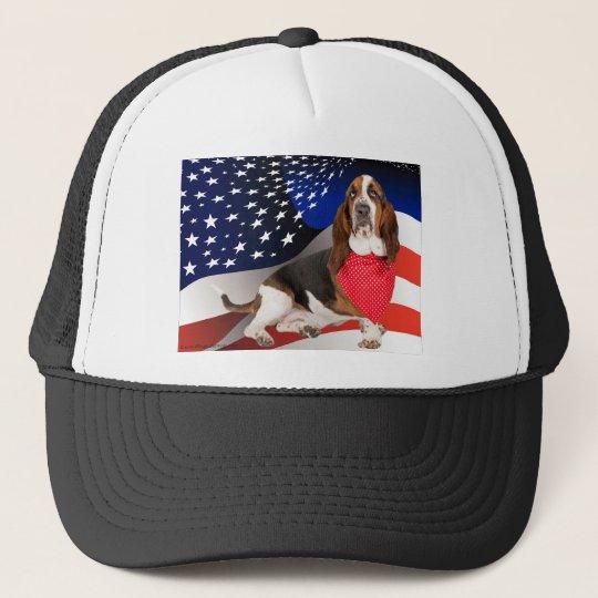 Born in the USA Trucker Hat