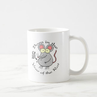 Born in the Year of the Rat (Chinese) Coffee Mug