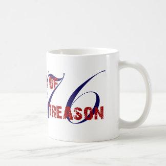 Born of Righteous Treason Coffee Mug