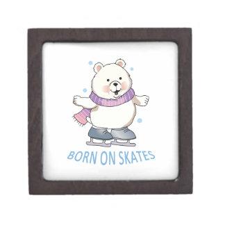 Born On Skates Premium Jewelry Box
