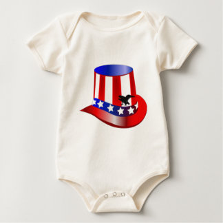 born on the 4th of july bodysuit