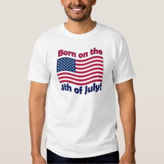 Born on the 4th of JulyEDUN LIVE T-Shirt