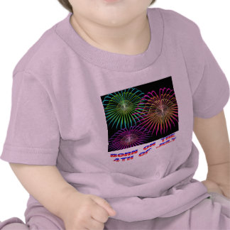 Born on the 4th of July Tshirts