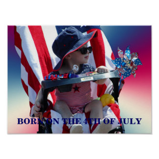 BORN ON THE FORTH OF JULY POSTER