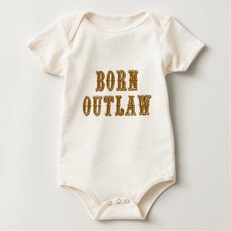 Born Outlaw Romper