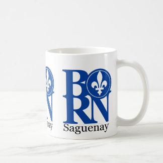 BORN Saguenay Coffee Mug