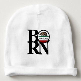 BORN Santa Cruz Baby Hoodie Baby Beanie