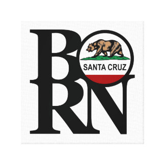BORN Santa Cruz Canvas