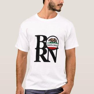 BORN Santa Cruz white shirt