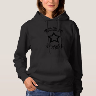 Born Star Hoodie for woman Made By Shief Stallings