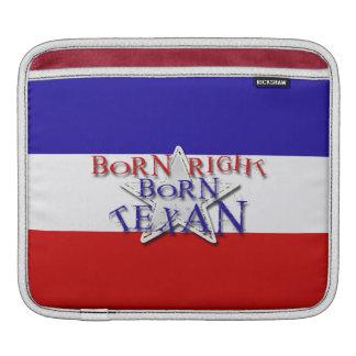 BORN TEXAN SLEEVE FOR iPads