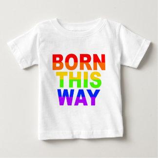 born-this-way_gay.png baby T-Shirt