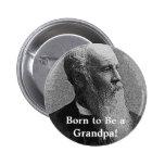 Born to Be a Grandpa! Gear Pins