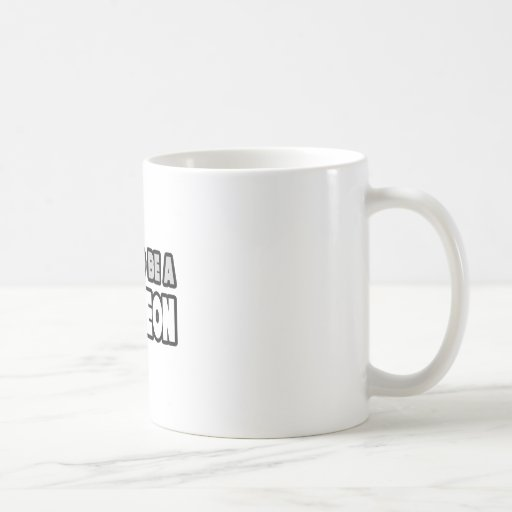Born To Be A Surgeon Coffee Mug