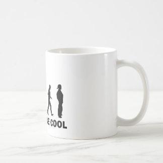 born to be cool coffee mug