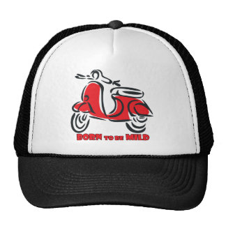 Born to be Mild Mesh Hat