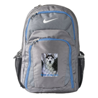Born to be wild backpack