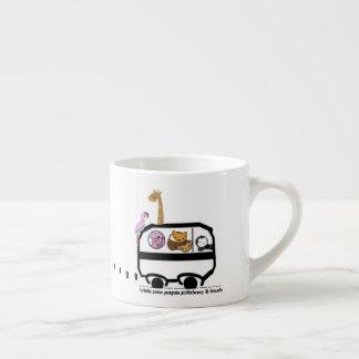 Born to be Wild! Espresso Cup