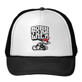 Born to be wild hat